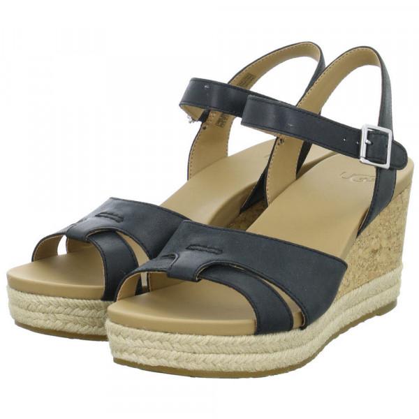 Sandaletten W CLOVERDALE Schwarz - Bild 1
