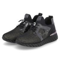 Sneaker Low Schwarz