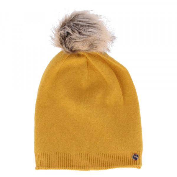 Mütze Gelb