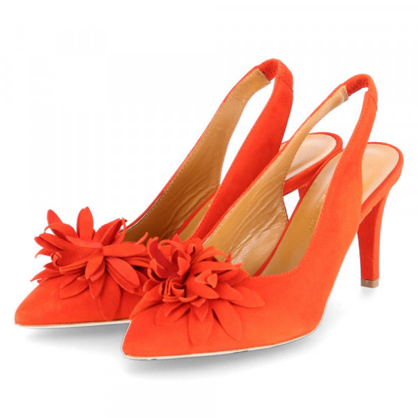 Pumps Orange - Bild 1