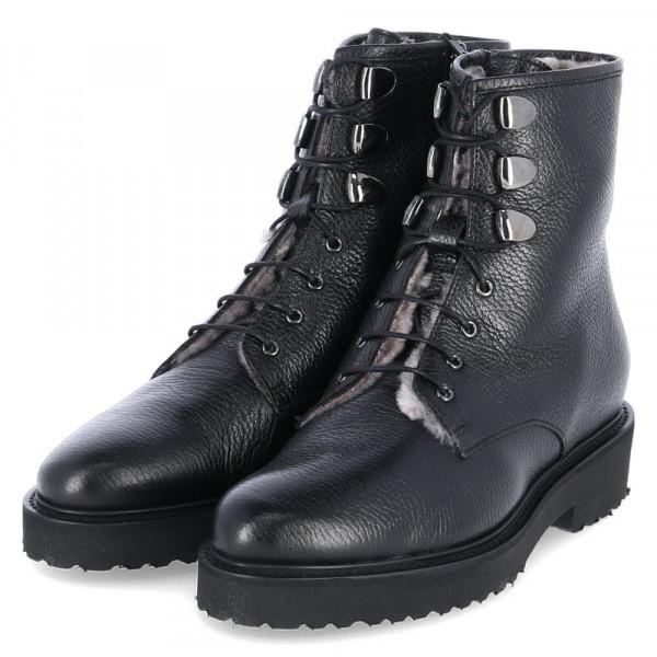 Boots Schwarz - Bild 1