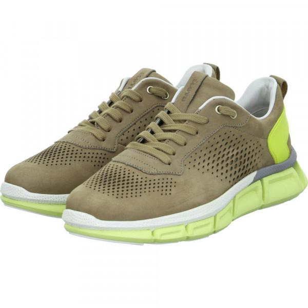 Sneaker Low BERGAMO Braun - Bild 1